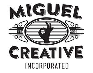 miguel creataive logo